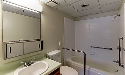 Bathroom, Park Folsom, 2