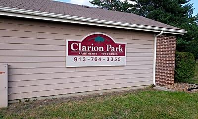 Clarion Park Apartments, 1