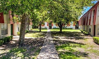 Building, Garden Park Apartments, 1
