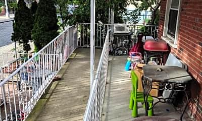 Patio / Deck, 31-41 12th St, 2