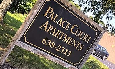 Palace Court Apartments, 1