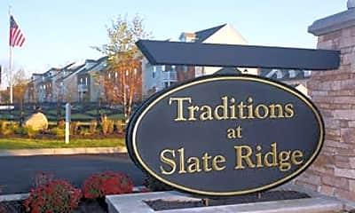Community Signage, The Traditions at Slate Ridge, 0