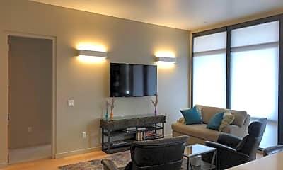Living Room, 119 S 10th St, 1