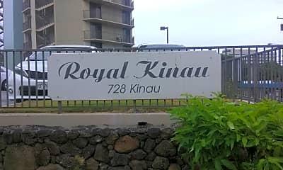 Royal Kinau Apartments, 1