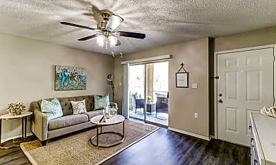 Living Room, Harbour Pointe Apartment Homes, 0