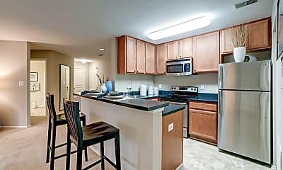 Kitchen, St. Johns Wood, 1