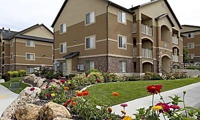 Building, Ridgeview Apartments, 0