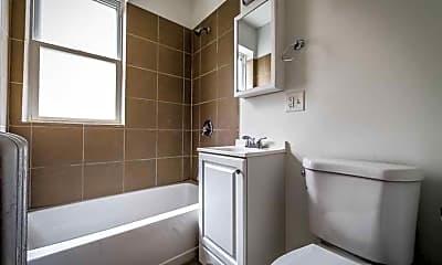 Bathroom, 1807 S St Louis, 2