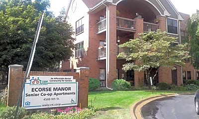 Ecorse Manor Coop, 0