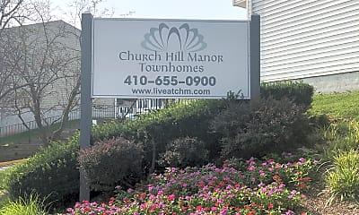 Church Hill Manor, 1