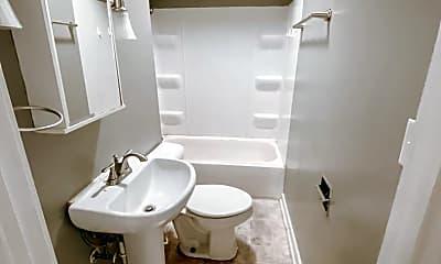 Bathroom, 2024 Scott St, 2