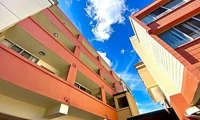 Building, 2424 S Beretania St, 2