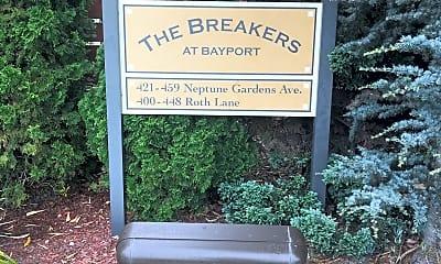 Breakers at Bayport, 1
