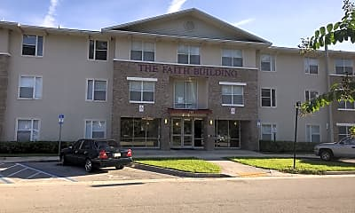 Brentwood Lakes Apartments, 1