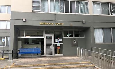 Maunakea Tower, 1