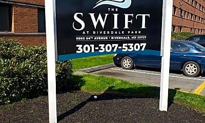 Community Signage, 5313 Riverdale Rd, 0