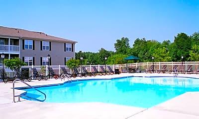 Pool, Legacy At Twin Oaks, 0