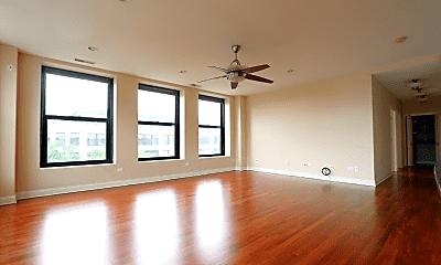 Living Room, 1452 S Aberdeen St, 1