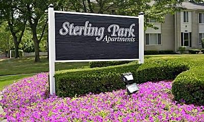 Community Signage, Sterling Park Apartments, 2