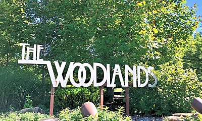 Community Signage, Woodlands of Knoxville, 0
