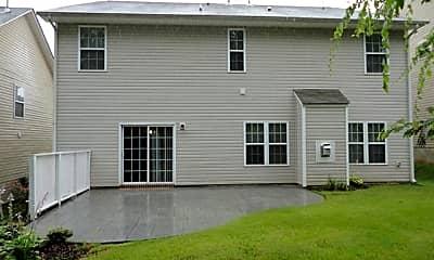 Building, 3407 Crutchfield Place, 2