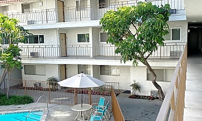 Pool, Rancho La Paz, 2