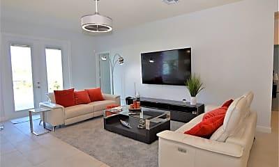 Living Room, 4206 Birkdale Dr, 1