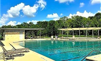 Pool, 8002 Dampton Lane, 1