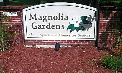 Magnolia Gardens, 1