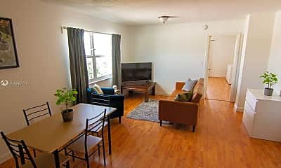 Living Room, 753 Michigan Ave 3D, 1