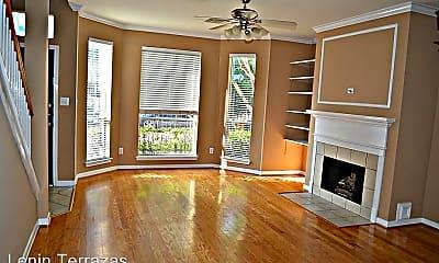 Living Room, 1509 Oneil St, 1
