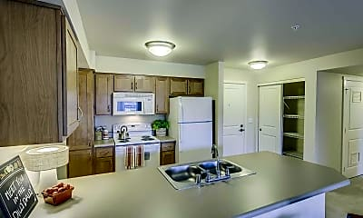 Kitchen, Affinity At Colorado Springs, 2