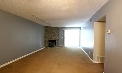 Living Room, 220 Wright Street, 1
