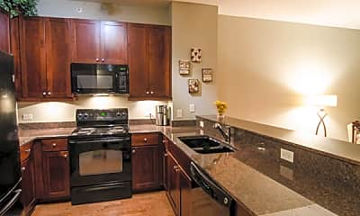 Kitchen, 1235 S Prairie Ave 1208, 1