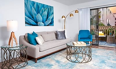 Living Room, Bella Posta, 1