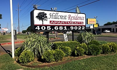 Hillcrest Residence Apartments, 1