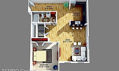 Bedroom, 926 E Hillside Dr, 2