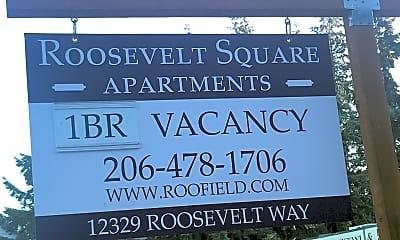 Roosevelt Square Apartments, 1