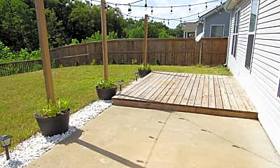 Patio / Deck, 1829 Stonewater Dr, 2