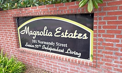 Magnolia Estates, 1