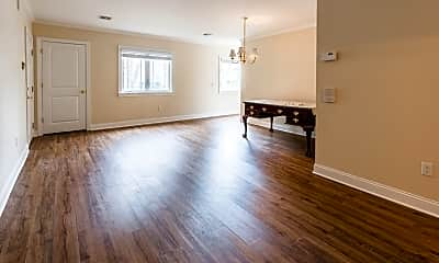 Living Room, 22 Wilshire Terrace 1, 1