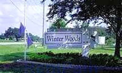 Winter Woods Apartments, 1
