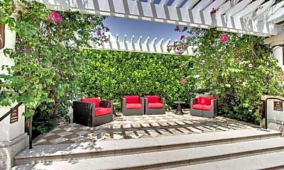 Patio / Deck, 701 S Olive Ave 908, 2