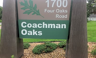 Coachman Oaks, 1