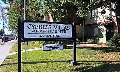 Cypress Villa Apartments, 1