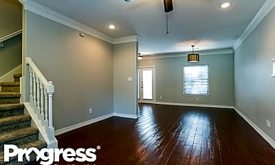 Living Room, 612 Spruce Drive, 1