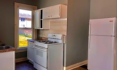 Kitchen, 825 Grove St 1, 2