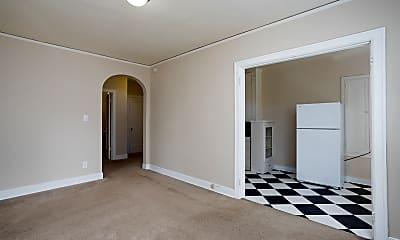 Living Room, Amhurst Apartments, 0