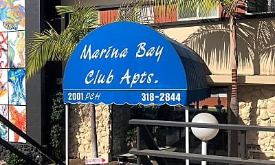 Marina Bay Club, 1