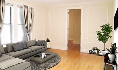 Living Room, 76 W 86th St, 0